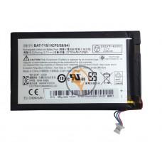 Оригинальная аккумуляторная батарея Acer Iconia Tab B1 BAT-715(1ICP5/58/94) 2710mAh