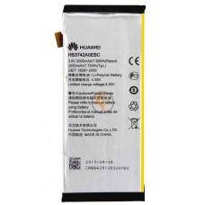 Оригинальная аккумуляторная батарея Huawei Ascend P6 HB3742A0EBC 2050mAh