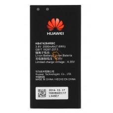 Оригинальная аккумуляторная батарея Huawei Ascend G615 HB474284RBC 2000mAh