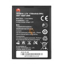 Оригинальная аккумуляторная батарея Huawei Ascend G510 HB4W1H 1750mAh