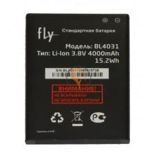 Оригинальная аккумуляторная батарея Fly IQ4403 BL4031 4000mAh