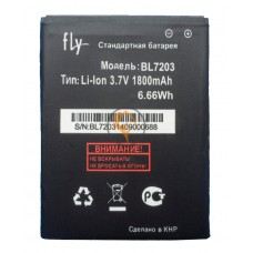 Оригинальная аккумуляторная батарея Fly IQ4413 Quad EVO Chic 3 BL7203 1800mAh
