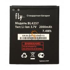 Оригинальная аккумуляторная батарея Fly IQ451 Vista BL4257 2000mAh