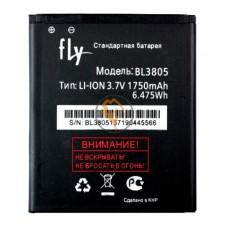 Оригинальная аккумуляторная батарея Fly IQ4404 Spark BL3805 1750mAh