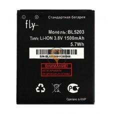 Оригинальная аккумуляторная батарея Fly IQ442 Quad Miracle 2 BL5203 1500mAh