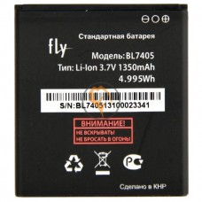 Оригинальная аккумуляторная батарея Fly IQ449 Pronto BL7405 1350mAh