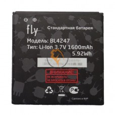 Оригинальная аккумуляторная батарея Fly IQ442 Miracle BL4247 1600mAh