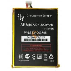 Оригинальная аккумуляторная батарея Fly IQ4511 Tornado ONE BL7207 3000mAh