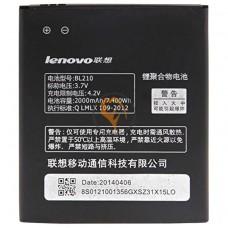 Оригинальная аккумуляторная батарея Lenovo A529 BL210 2000mAh