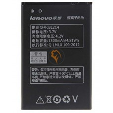 Оригинальная аккумуляторная батарея Lenovo A269 BL214 1300mAh