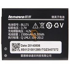 Оригинальная аккумуляторная батарея Lenovo A319 BL171 1500mAh