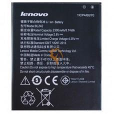 Оригинальная аккумуляторная батарея Lenovo A6000 BL242 2300mAh