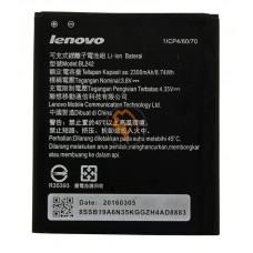 Оригинальная аккумуляторная батарея Lenovo A6010 BL242 2300mAh