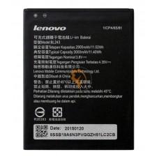 Оригинальная аккумуляторная батарея Lenovo A7000 BL243 3000mAh