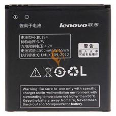 Оригинальная аккумуляторная батарея Lenovo A520 BL194 1500mAh