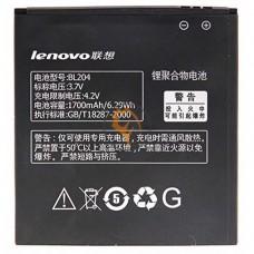 Оригинальная аккумуляторная батарея Lenovo A586 BL204 1700mAh
