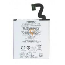 Оригинальная аккумуляторная батарея Nokia Lumia 920 BP-4GW 2000mAh