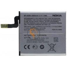 Оригинальная аккумуляторная батарея Nokia Lumia 625 BP-4GWA 2000mAh