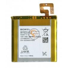 Оригинальная аккумуляторная батарея Sony Xperia T LT30p 1257-1456 1780mAh