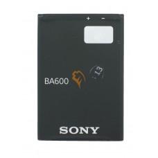 Оригинальная аккумуляторная батарея Sony Xperia U ST25i BA600 1290mAh